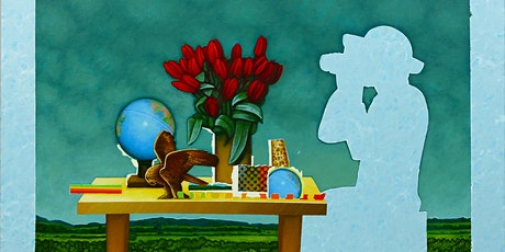 """Ronald Forbes RSA  """"The Dreamweaver's Puzzles"""" tickets"""