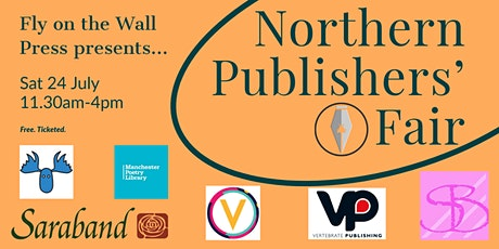 Northern Publishers' Fair tickets