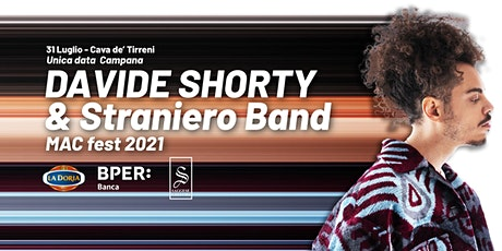 DAVIDE SHORTY & Straniero Band biglietti
