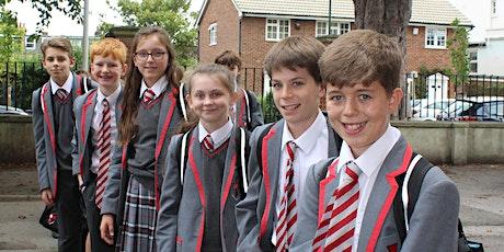 SRRCC High School Open Morning Wednesday 22 September 2021 Session 14 tickets