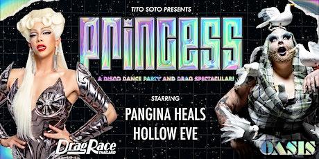 PRINCESS · W/ Pangina Heals (Drag Race Thailand) + Hollow Eve tickets