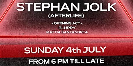 STEPHAN JOLK 04.07 at Settepuntonove biglietti