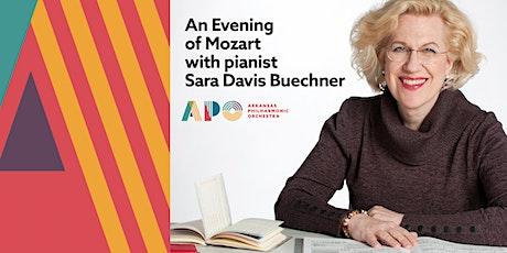 An Evening of Mozart with Pianist Sara Davis Buechner tickets