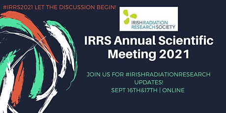 IRRS Annual Scientific Meeting 2021 tickets