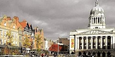 Nottingham Heritage Challenge Walk tickets