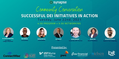 Successful DEI Initiatives in Action: A Community Conversation tickets