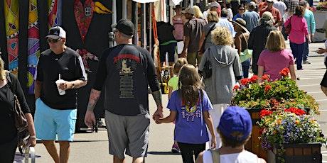 18th Annual Downtown Aspen Art Festival tickets