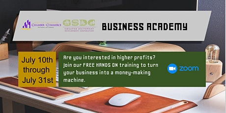 Business Academy  Q2 2021 tickets