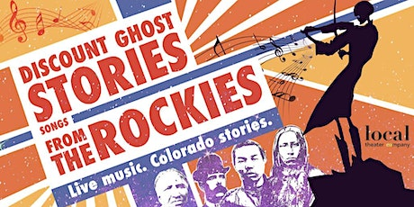 Local Theater Company Discount Ghost Stories: Sensory Relaxed Performance tickets