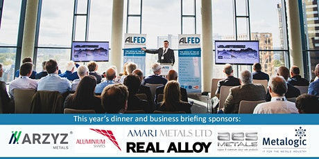 ALFED Business Briefing  - 25 November 2021 tickets