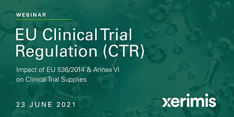 EU Clinical Trial Regulation (CTR): Impact on Clinical Trial Supplies tickets
