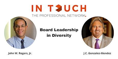 Board Leadership in Diversity tickets