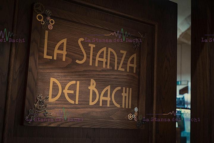 Immagine ESCAPE ROOM - LA STANZA DEI BACHI