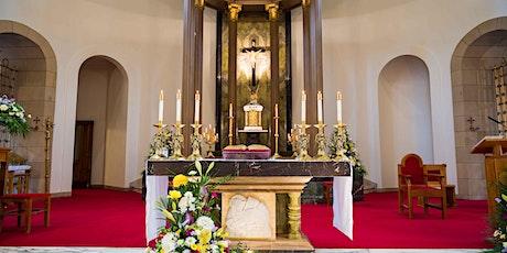 Catholic Teacher's Certificate Thanksgiving Mass tickets