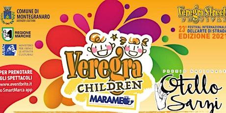 Veregra Children 2021 -  La fermata sbagliata - EVENTO IN BOZZA biglietti