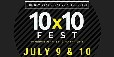 New Deal's 10x10 Fest tickets