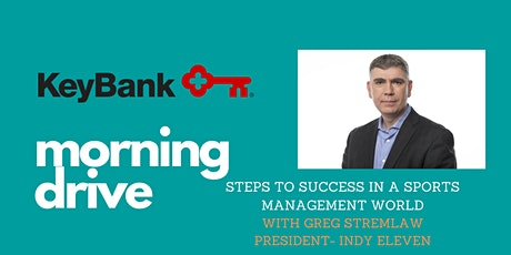 Key Bank DRIVE Indy Speaker Series - Greg Stremlaw-President of Indy Eleven tickets