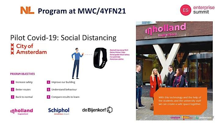 Afbeelding van SDG The Netherlands in the spotlight: Connected Impact 5G Innovation NL Hub