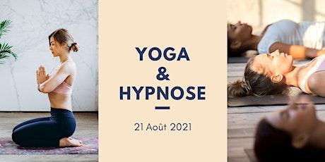 Yoga & Hypnose : Anti-stress tickets