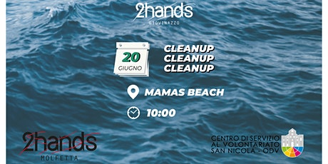 #20 Cleanup Mamas Beach - Ecodialoghi biglietti