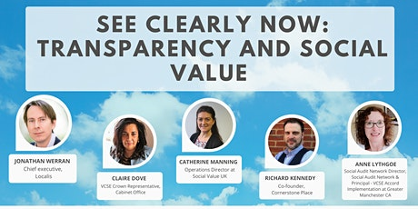 See clearly now: transparency and social value tickets