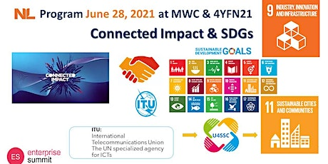 SDG The Netherlands in the spotlight: Connected Impact 5G Innovation NL Hub tickets