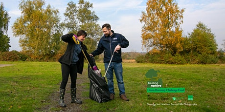 Healing Nature -  Litter Picking and Balsam/Ragwort/Thistle Removal tickets