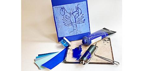 Mi, 8.9. | 10-16 Uhr I Thema: Blau & Cyanotypie |  Für 6- bis 10-Jährige Tickets