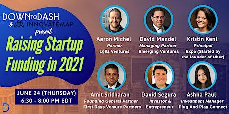 Raising Startup Funding in 2021 tickets