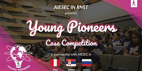 Young Pioneers Case Competition tickets