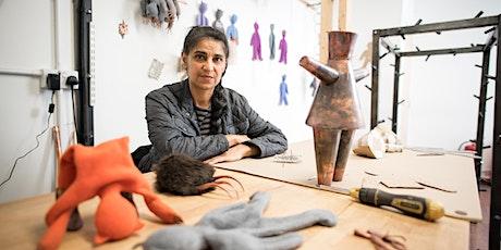 Artists In Conversation: Permindar Kaur, Alia Syed and Jasleen Kaur tickets