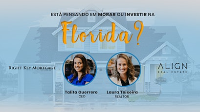Deseja Morar Ou Investir Na Flórida? tickets
