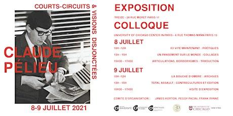Claude Pélieu, courts-circuits & visions disjonctées billets