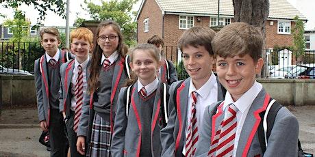 SRRCC High School Open Morning Wednesday 29 September 2021 Session 20 tickets