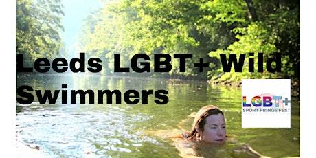 Leeds LGBT+ Wild Swimmers - St Aidans tickets