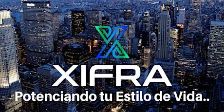 Xifra Bogota entradas