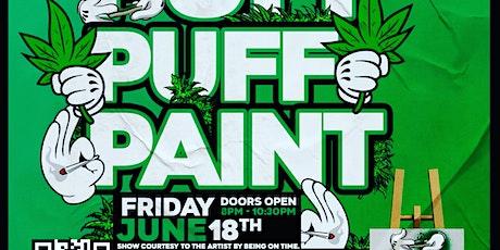 Puff Puff Paint tickets