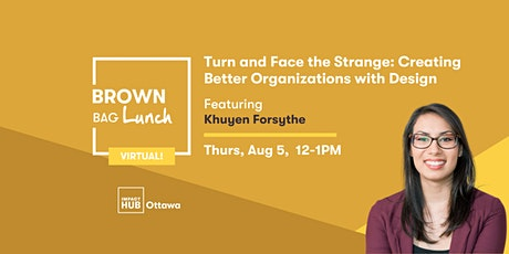 Turn and Face the Strange: Creating Better Organizations with Design tickets