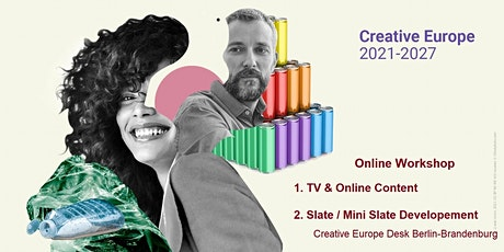 Creative Europe for Producers - Workshop Tickets