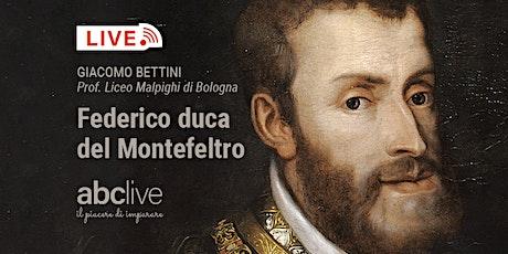 Giacomo Bettini - Carlo V d'Asburgo biglietti