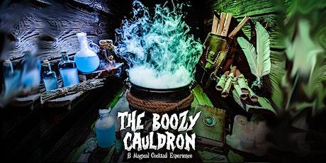 The Boozy Cauldron Pop-Up Tavern - Conway tickets