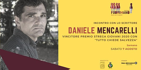 """Daniele Mencarelli presenta """"Tutto chiede salvezza tickets"""