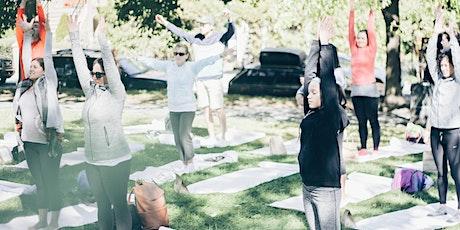 Yoga nature du dimanche (PRÉSENTIEL) billets