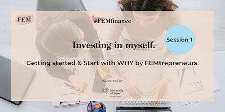 FEMfinance Session 1: Getting started. billets