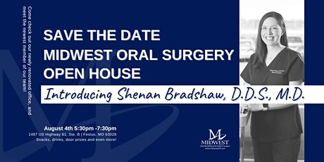 Open House - Welcome Dr. Bradshaw tickets