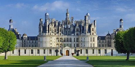 Château de Chambord & Dégustation incluse - DAY TRIP 29 août billets