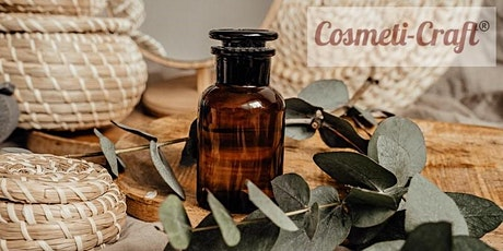 Cosmeti-Craft Personal Aromatherapy Fragrance Workshop tickets
