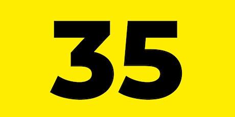 35th Anniversary Service tickets