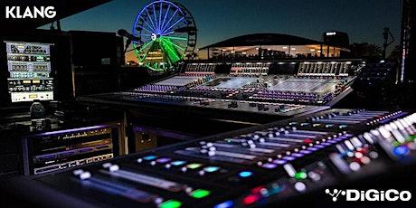 DiGiCo Quantum and KLANG Roadshow - HQ Event tickets