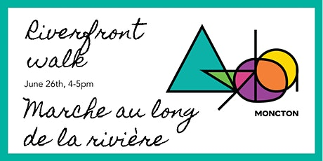 Riverfront Walk - Ayoba Moncton tickets